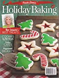 Paula Deen's Holiday Baking Magazine 2016