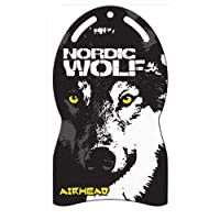AIRHEAD Snow Nordic Wolf Foam Carpet Sled from Kwik Tek