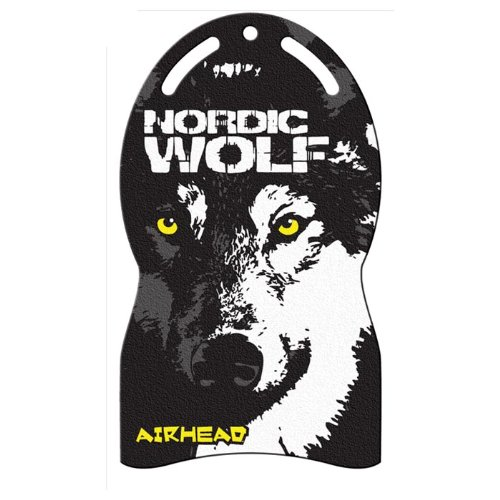 AIRHEAD Snow Nordic Wolf Foam Carpet Sled - 1
