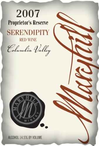 2007 Maryhill Winery Proprietor'S Reserve Serendipity Columbia Valley Blend - Red 750 Ml