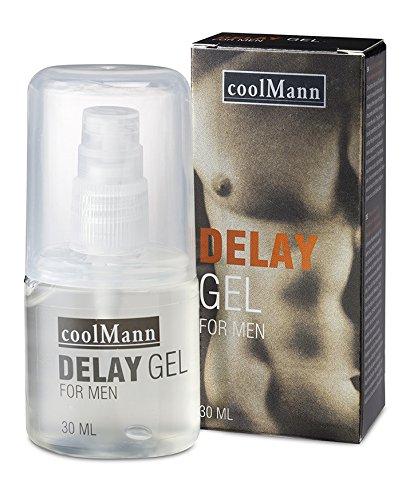 Retardant-Coolmann-Delay-Gel