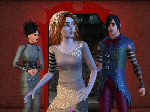 The Sims 3: Movie Stuff  galerija