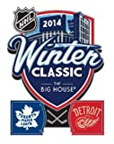 2014 NHL Winter Classic Red Wings Vs Maple Leafs Official Dueling Pin at Amazon.com