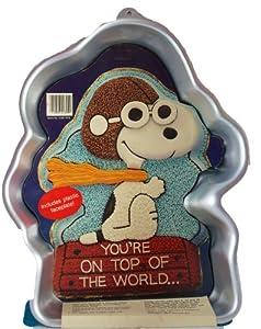 Amazon.com: Wilton Snoopy Cake Pan: Novelty Cake Pans