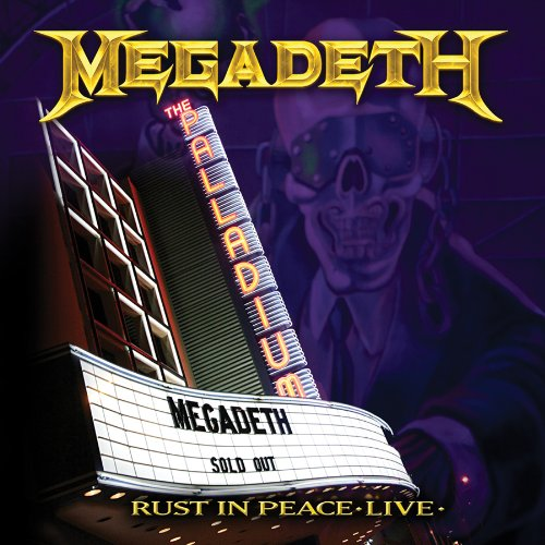 Rust In Peace: Live by Megadeth