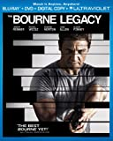 The Bourne Legacy (Blu-ray + DVD +
