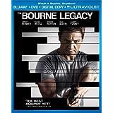 The Bourne Legacy (Blu-ray + DVD + Digital Copy + UltraViolet) ~ Jeremy Renner
