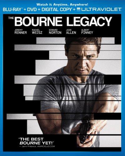 The Bourne Legacy (Blu-ray + DVD + Digital Copy + UltraViolet)