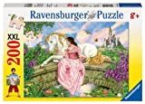 Princess Over The Pond Puzzle, 200-Piece