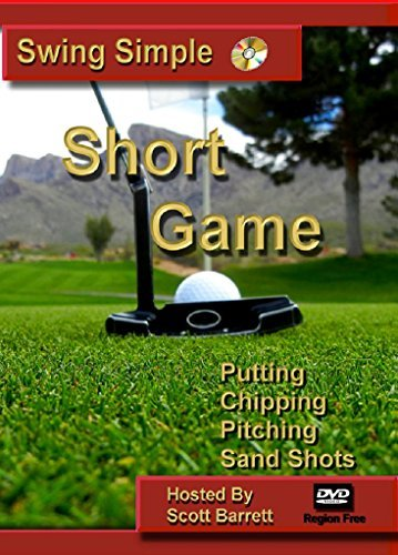 (Signed) Swing Simple Short Game DVD Video