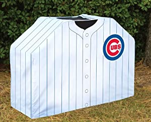 MLB Chicago Cubs Grill Cover by Team Sports America
