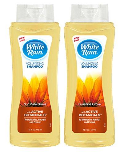 White Rain Volumizing Shampoo - Sunshine Grove - 15 Oz. (Pack Of 2)