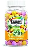 Centrum Kids Flavor Kids Chewables, Tropical Burst, 120 Count
