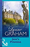 Jess's Promise (Mills & Boon Modern) (Lynne Graham Collection) (Secretly Pregnant... Conveniently Wed Book 3)