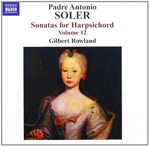 Sonatas for Harpsichord Vol.1