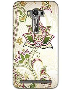 3d Asus Zenfone 2 Laser Ze550kl Mobile Cover Case