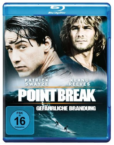 Point Break - Gefährliche Brandung [Blu-ray]