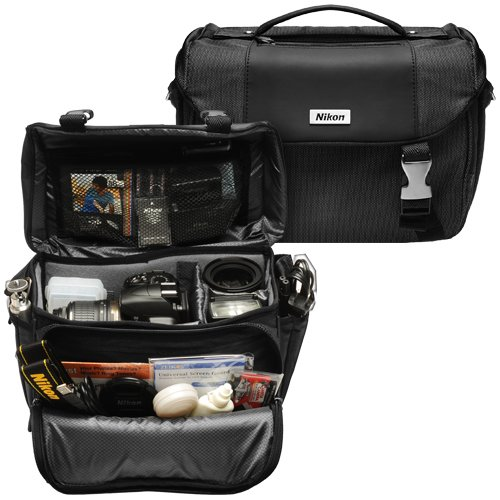 Nikon Slr Camera Shoulder Bag 11