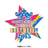 THE IDOLM@STER M@STERS OF IDOL WORLD!! 2015 Live Blu-ray