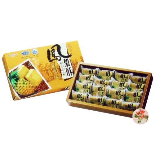 Pineapple Cake - Oolong Tea Flavor / 16-Count / 480g / 16.9oz. Bonus Pack