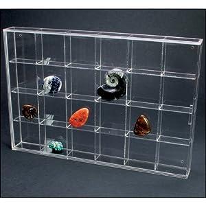 klein vitrine aus acrylglas safe 5259 k che haushalt. Black Bedroom Furniture Sets. Home Design Ideas