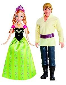 Disney Frozen Anna & Kristoff Dolls