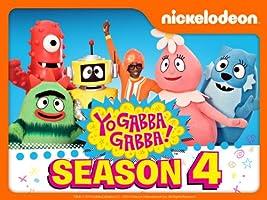 Yo Gabba Gabba Season 4