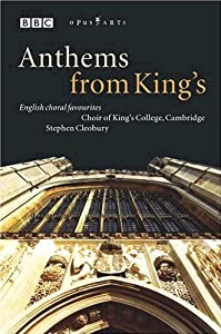 Anthems From King's [DVD] [2010] [NTSC]