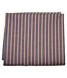 MS Retail Men's Shirt Fabrics (MS Retail_83_Blue Orange)