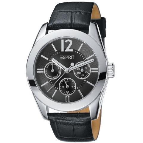 Esprit Damen Armbanduhr BLACK PASSION A.ES102232002