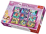 Disney Princess Cinderella Mermaid Childrens Kids Story Film Jigsaw Puzzle 30/40/60 Pieces