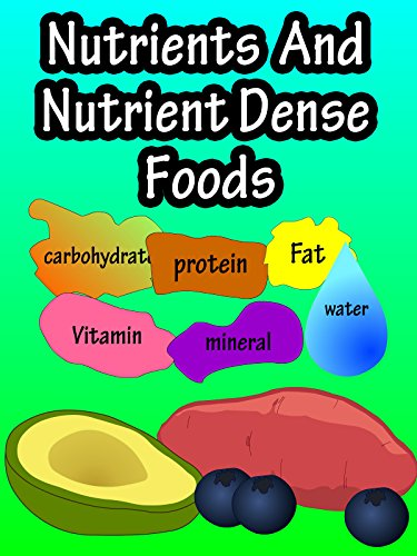 Nutrients And Nutrient Dense Foods
