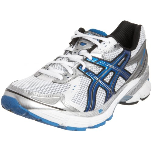 Asics Men's Gel 1150 Running Shoe White/Pacific Blue/Black T015N0150 15 UK