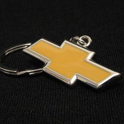 Chevrolet Logo Keychain (Double-sided)