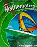img - for California Mathematics: Concepts, Skills, and Problem Solving, Grade 7 book / textbook / text book