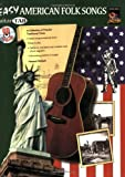 Guitar TAB: Easy American Folk Songs (Book & CD) (1929395566) by Howard Wallach