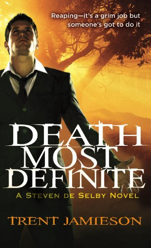 Image for Death Most Definite (Death Works)