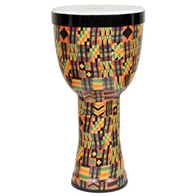 X8 Drums Twister Collapsible Djembe Drum, Small