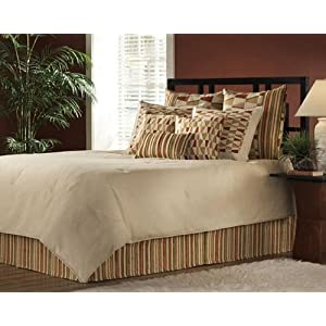 King Bedding on 5pc California King Size Bedding Bed In A Bag Comforter Set   Southern