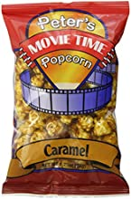 Peter39s Movie Time Caramel Popcorn 275 Ounce Pack of 6