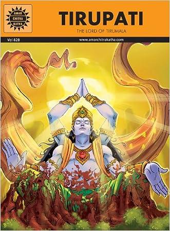 Tirupati written by Reena Puri