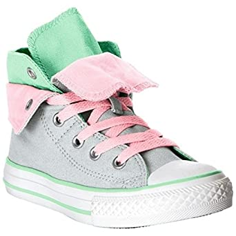 Converse Chuck Taylor Two Fold Kids Hi Shoes - UK 13
