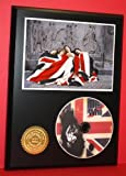 The Who Limited Edition Picture Disc CD Rare Collectible Music Display