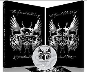 Kpop star, BEAST The Selection of BEAST International Edition PHOTOBOOK + DVD SET