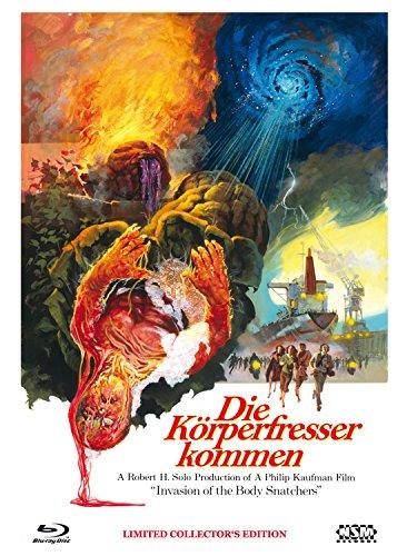 Die Körperfresser kommen - uncut [Blu-Ray+DVD] auf 444 limitiertes Mediabook Cover C [Limited Collector's Edition]
