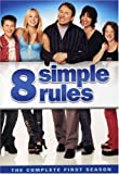 8 Simple Rules: Complete First Season (3pc)