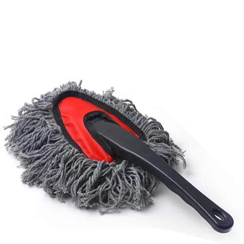 Generic Mini Car Wash Cleaning Duster Car Care Maintenance Tool