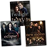 Mark Cotta Vaz Twilight Saga Collection Official Illustrated Movie Companion 3 Books Set Pack By Mark Cotta Vaz RRP: £32.97 (The Complete Illustrated Movie Companion)