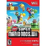 New Super Mario Bros. Wii by Nintendo