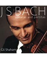 J. S. Bach : Sonates et Partitas pour violon seul, n° 1, 2 et 3